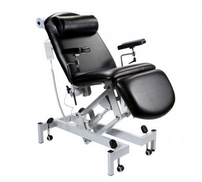 Fusion Phlebotomy Chair with Electric Height Adjustment [SUN-FPHBE3]