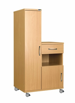 Bedside Combination Units (Mobile)