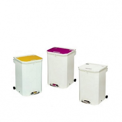 50 Litre Hospital/Clinical Bins [Sun-BIN50]