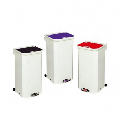 70 Litre Hospital/Clinical Bins [Sun-BIN70]