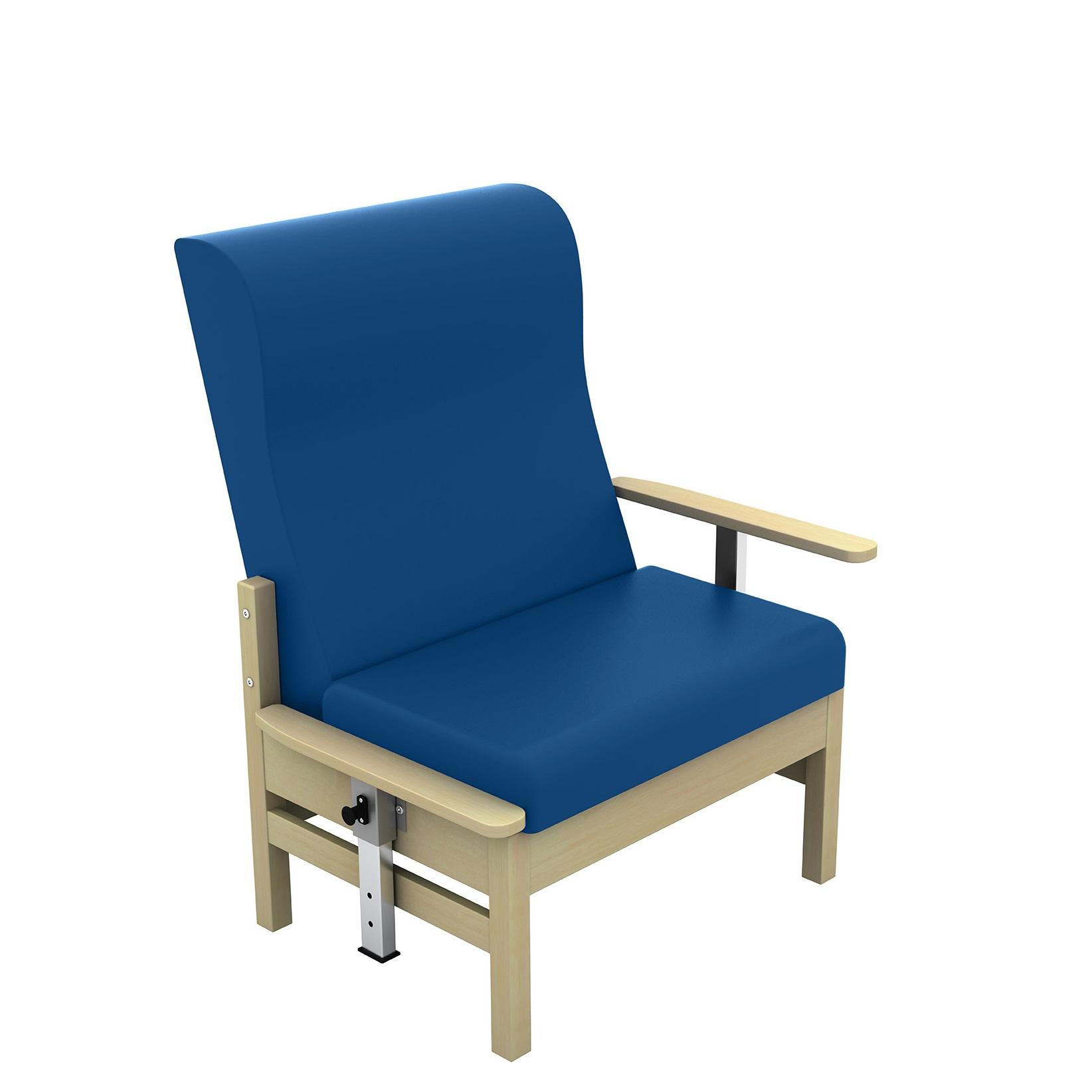 Atlas High Back 40st Bariatric Arm Chair with Drop Arms [Sun-CHA55DA]