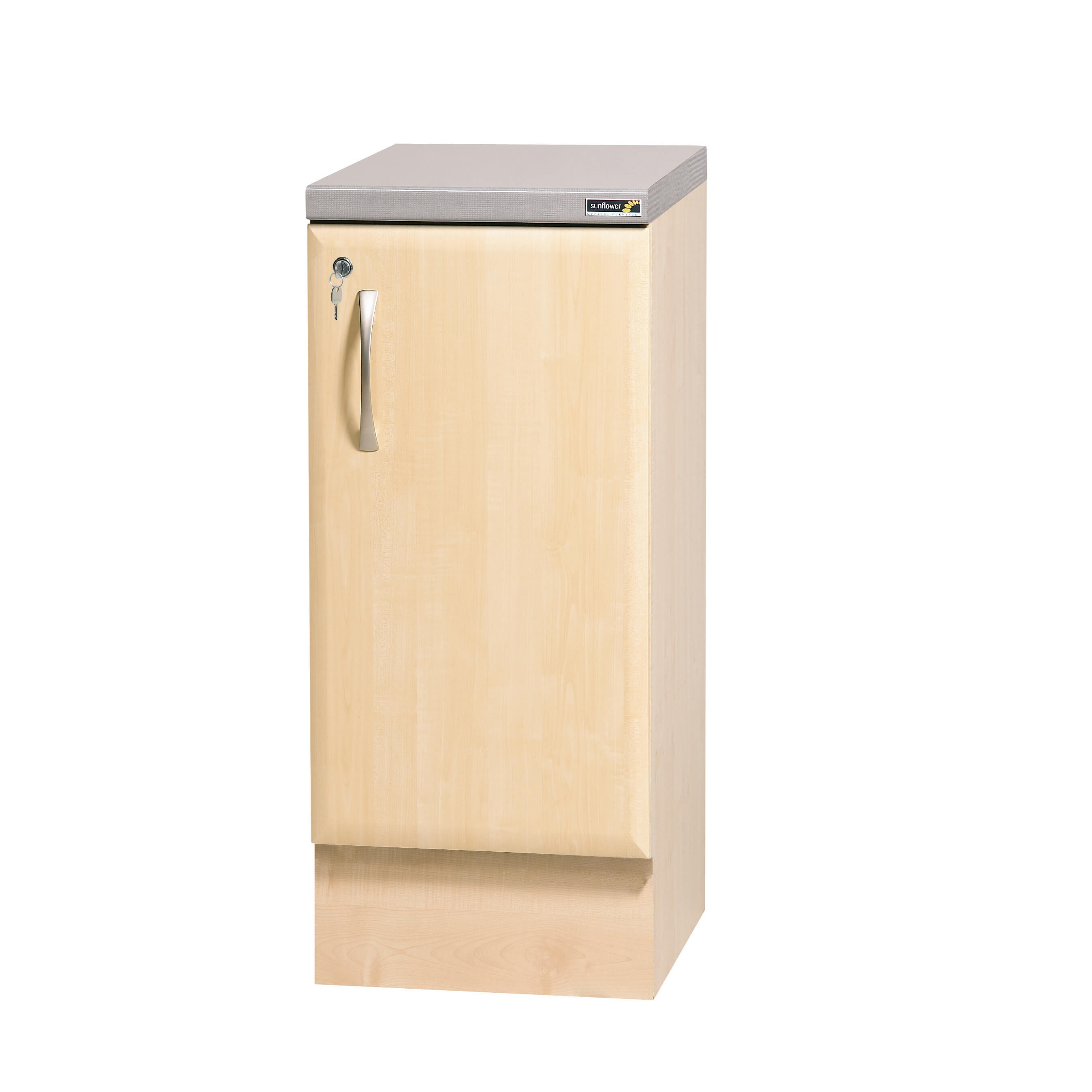 30cm base cabinet maple finish sun bu8m sunflower for 50cm deep kitchen units