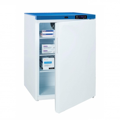 150 Litre Under Worktop Fridge - 3 Shelves [Sun-FRIDGE13]