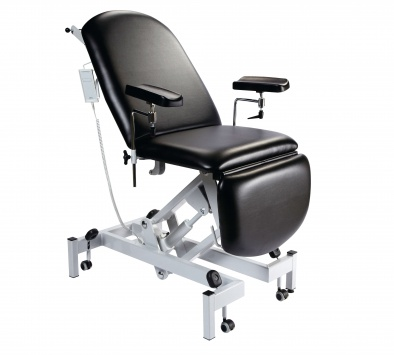 Fusion Phlebotomy Chair with Electric Height Adjustment [SUN-FPHBE1]