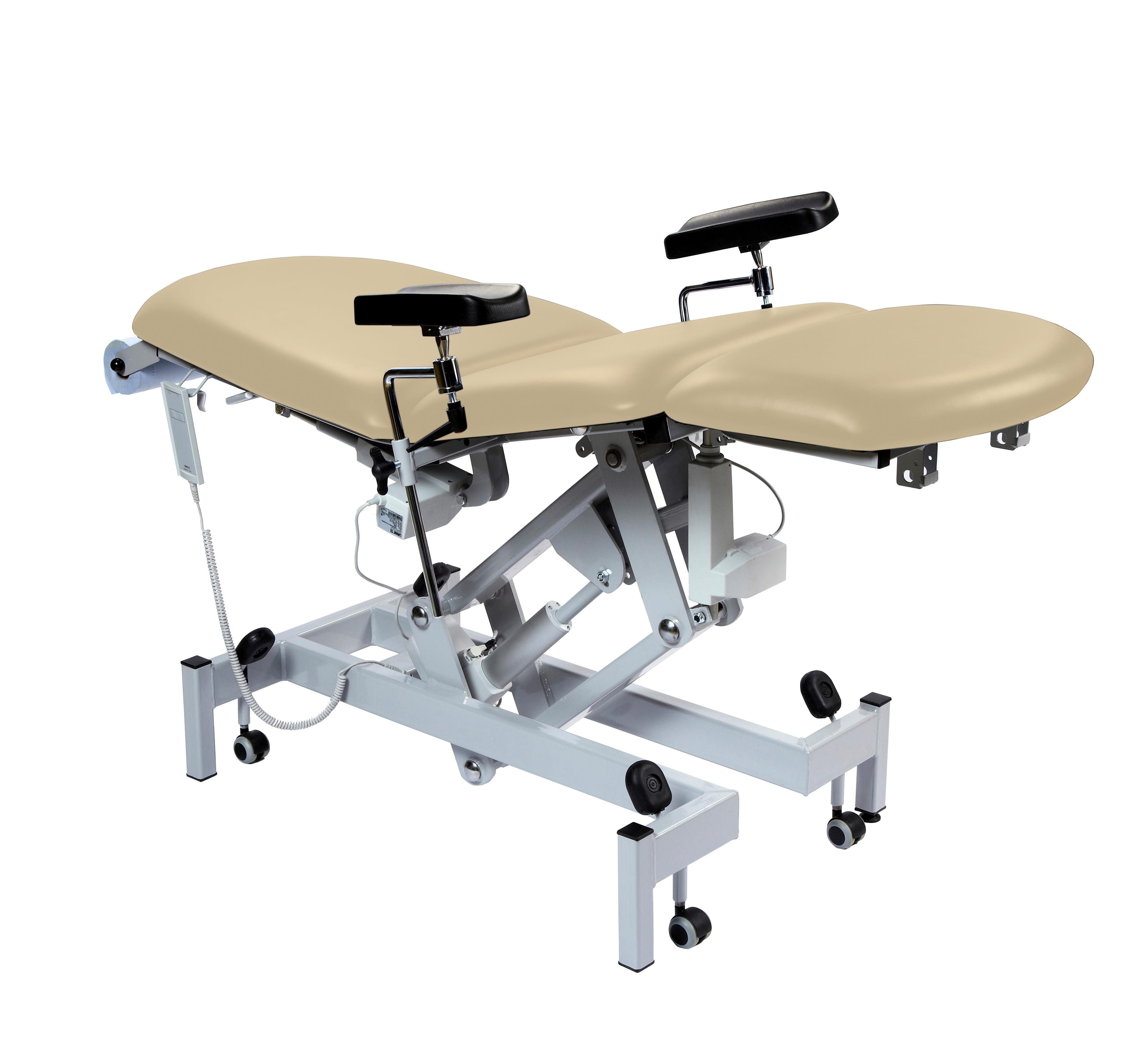 Fusion Phlebotomy Chair with Electric Height Adjustment [SUN