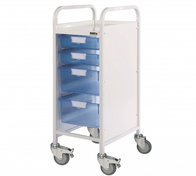 VISTA 30 Trolley with 2 Single/2 Double Trays [Sun-MPT5]