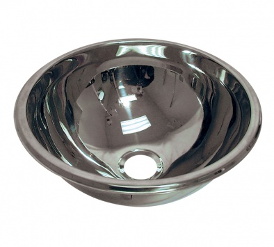 HTM64 Hemispherical Inset Stainless Steel Bowl [Sun-SNK28]
