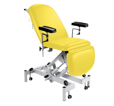 Fusion Phlebotomy Chair with Hydraulic Height Adjustment [SUN-FPHBH1]