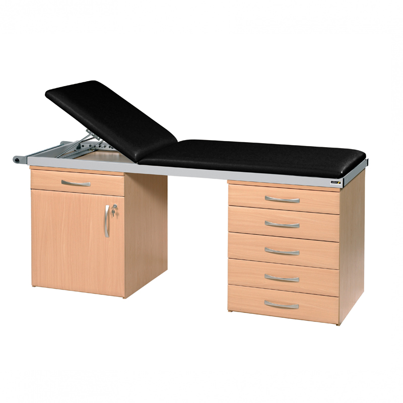 Specialist Couch, 1 Drawerline Unit & 1 Drawer Pack [Sun-CS3B]