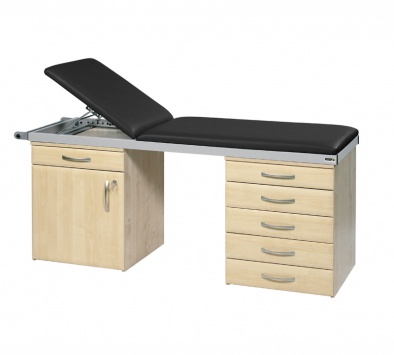 Specialist Couch, 1 Drawerline Unit & 1 Drawer Pack [Sun-CS3M]