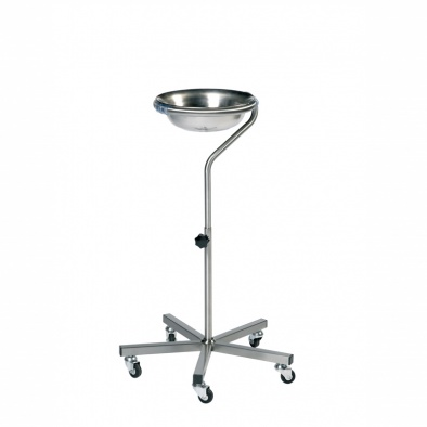Single variable height bowl stand with bowl [Sun-TBSV01]