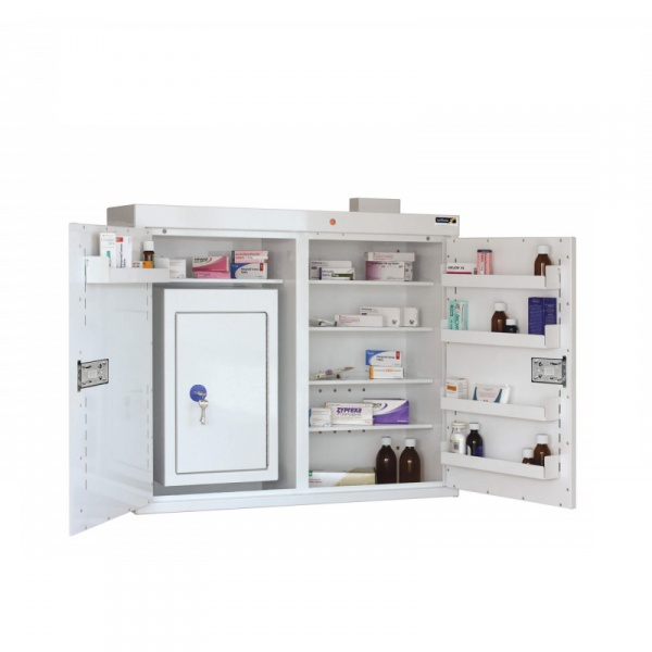 Mc9 Medicine Outer Cabinet With Cdc23 Controlled Drug