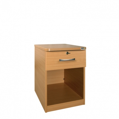 Bedside Cabinet with Lock [Sun-CBBC1-MFC-LOCK]