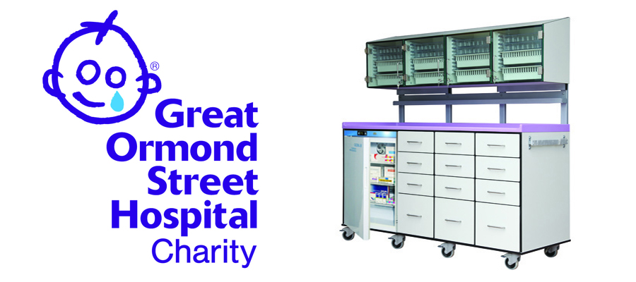 Great Ormond Street Children's Hospital London - Specialist Product Design