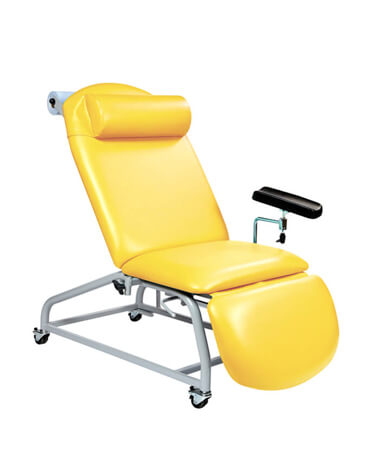 Fixed Height Reclining Phlebotomy Chairs