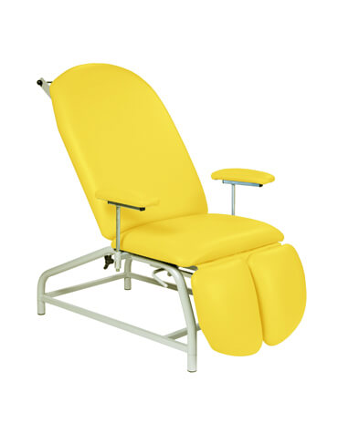 Fixed Height Reclining Treatment Chair
